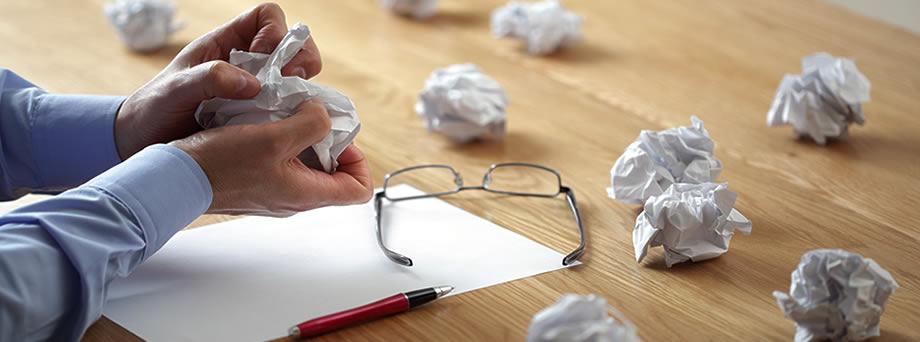 Don't Make Me Write!