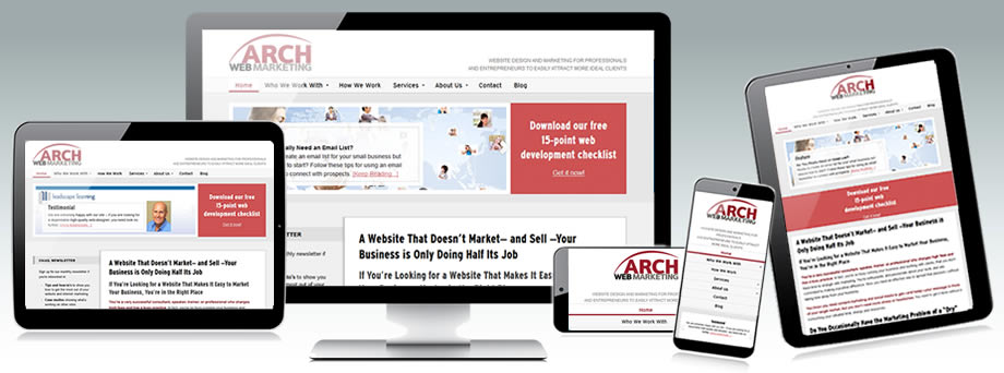 Video Demo: Make Your Website Mobile-Friendly with a Responsive Web Design